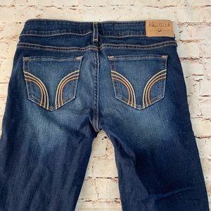 Hollister 1 short bootcut jeans